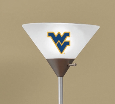 West Virginia Torchierre Floor Lamp