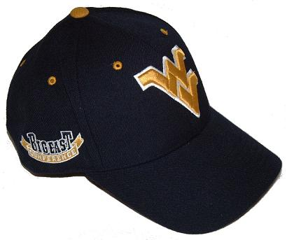 West Virginia Triple Conference Adjustable Hats