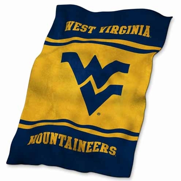 West Virginia Ultrasoft Blanket