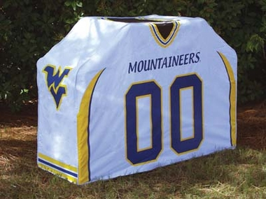 West Virginia Uniform Grill Cover