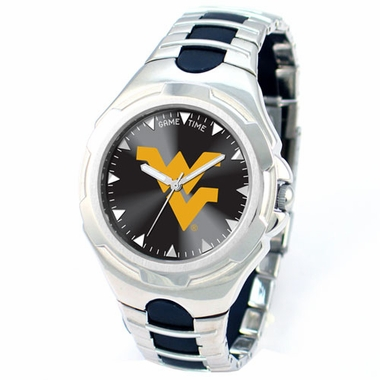 West Virginia Victory Mens Watch