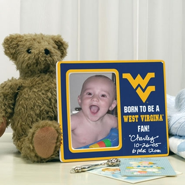 West Virginia Youth Picture Frame