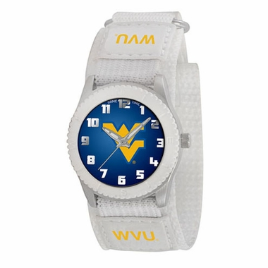 West Virginia Youth Rookie Watch (White)