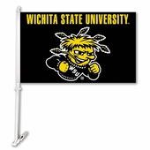 Wichita State Auto Accessories