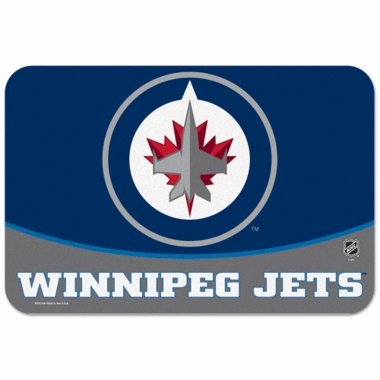 Winnipeg Jets 20 x 30 Mat