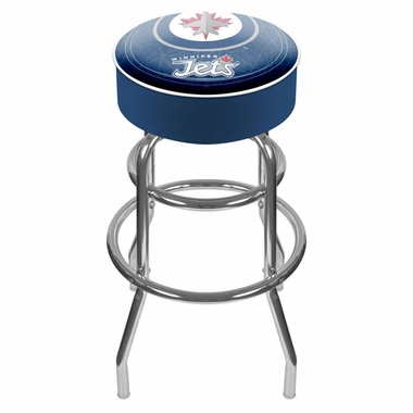 Winnipeg Jets Barstool