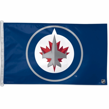 Winnipeg Jets Big 3x5 Flag