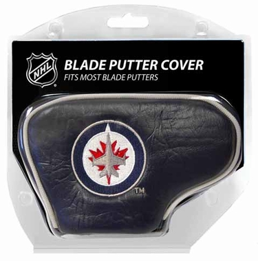 Winnipeg Jets Blade Putter Cover
