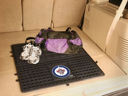 Winnipeg Jets Heavy Duty Vinyl Cargo Mat