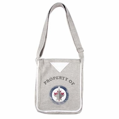 Winnipeg Jets Hoodie Crossbody Bag