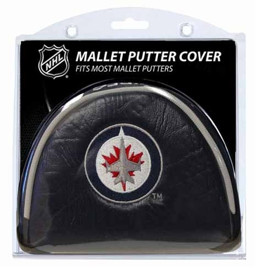 Winnipeg Jets Mallet Putter Cover