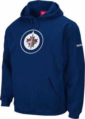 Winnipeg Jets Playbook Hooded Sweatshirt