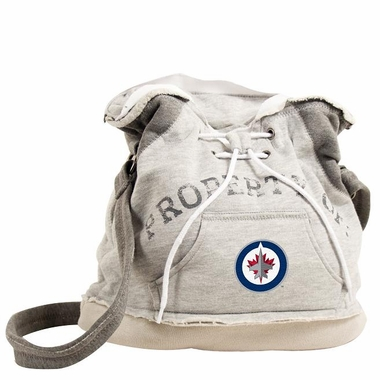 Winnipeg Jets Property of Hoody Duffle