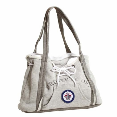 Winnipeg Jets Property of Hoody Purse