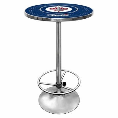 Winnipeg Jets Pub Table