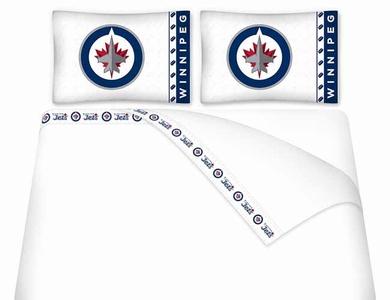 Winnipeg Jets Sheet Set