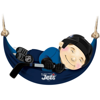 Winnipeg Jets Timeout Tikes Decorative Sculpture