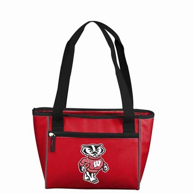 Wisconsin 16 Can Tote Cooler
