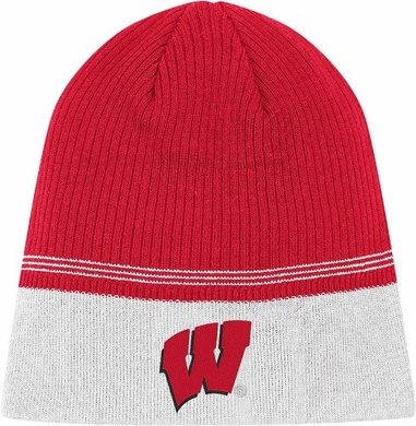 Wisconsin 2011 Sideline Cuffless Coaches Knit Hat Beanie