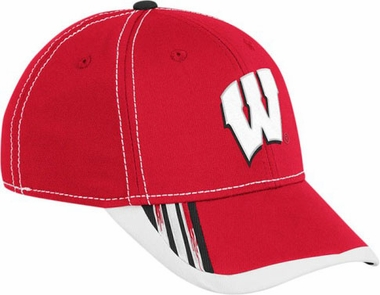 Wisconsin 2011 Sideline Player Flex Hat