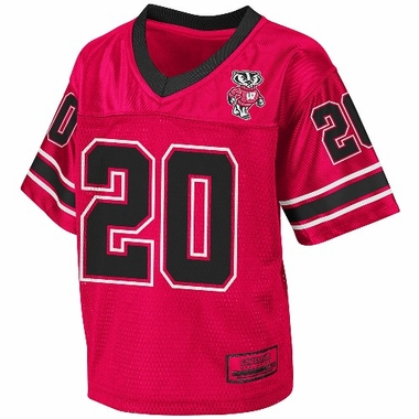 Wisconsin 2011 Toddler Stadium Football Jersey