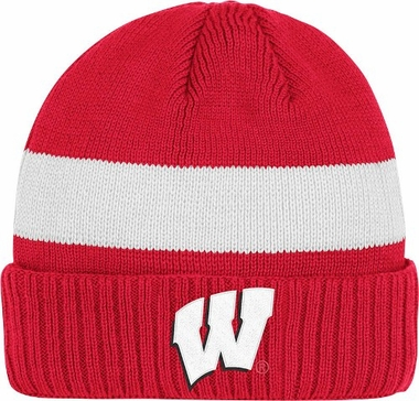 Wisconsin 2012 Sideline Cuffed Coaches Knit Hat Beanie