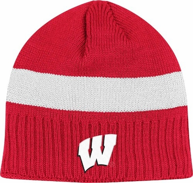 Wisconsin 2012 Sideline Cuffless Coaches Knit Hat