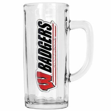 Wisconsin 22 oz Optic Tankard