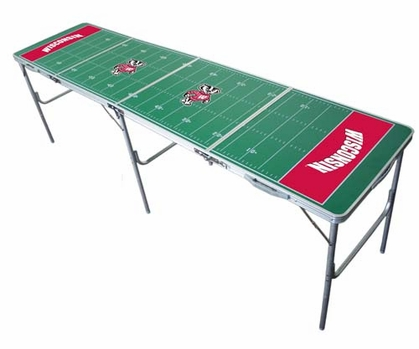 Wisconsin 2x8 Tailgate Table