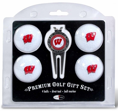 Wisconsin 4 Ball and Divot Tool Set
