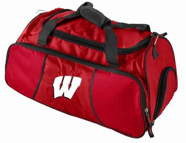 Wisconsin Athletic Duffel