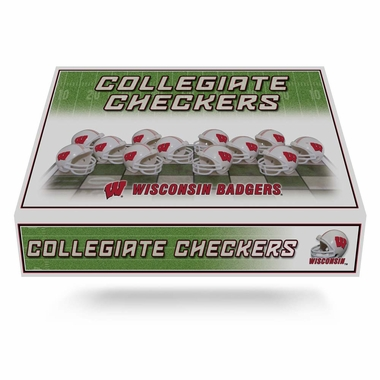 Wisconsin Checkers Set