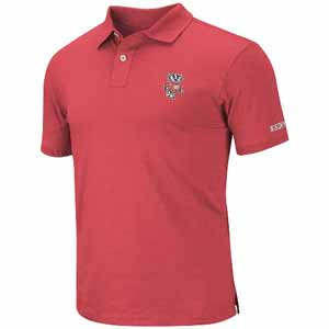 Wisconsin Choice Slub Polo Shirt - Large