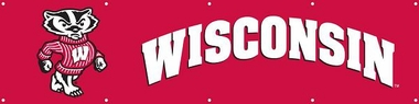Wisconsin Eight Foot Banner
