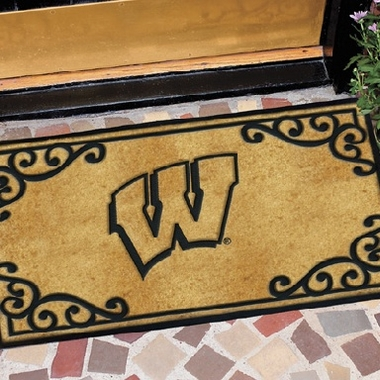 Wisconsin Exterior Door Mat