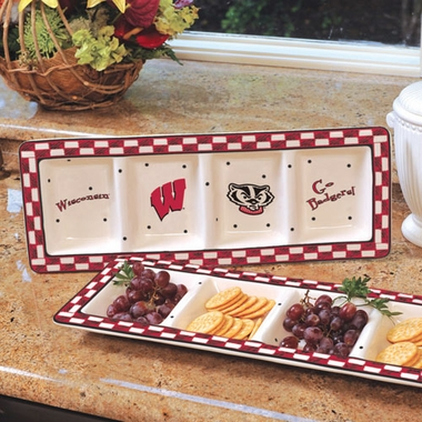 Wisconsin Gameday Relish Tray