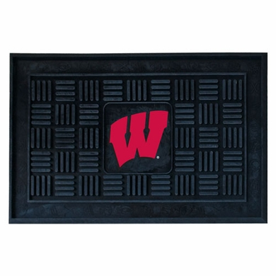 Wisconsin Heavy Duty Vinyl Doormat