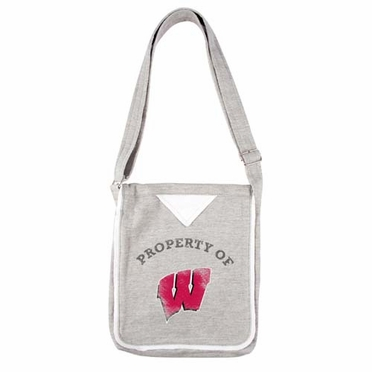 Wisconsin Hoodie Crossbody Bag