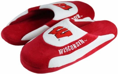 Wisconsin Low Pro Scuff Slippers
