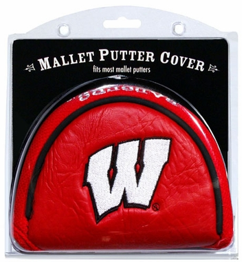 Wisconsin Mallet Putter Cover