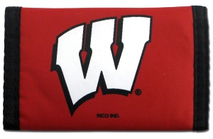 Rico Wisconsin Nylon Wallet