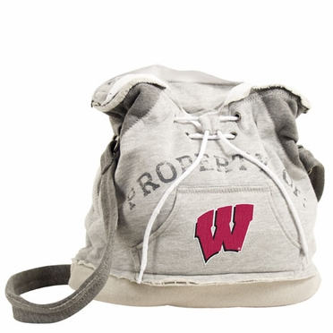 Wisconsin Property of Hoody Duffle