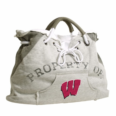 Wisconsin Property of Hoody Tote