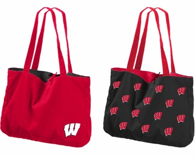 Wisconsin Reversible Tote Bag