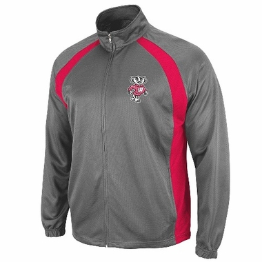Wisconsin Rival Full Zip Jacket