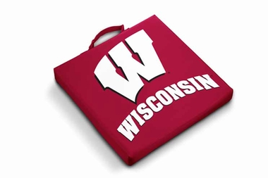 Wisconsin Stadium Cushion