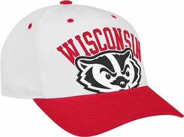 Wisconsin Structured Adjustable Mascot Hat