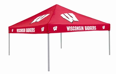 Wisconsin Team Color Tailgate Tent