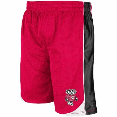Wisconsin Vector Performance Shorts