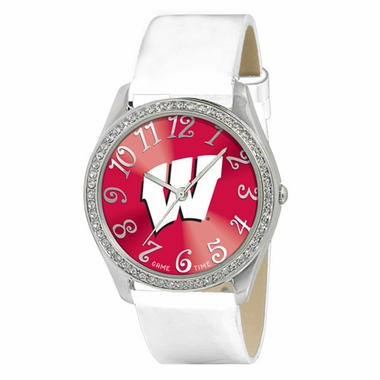 Wisconsin Women's Glitz Watch